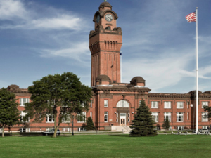 Great Lakes Naval Base Design & Install New Fire Alarm and Mass Notification System