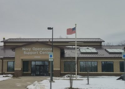 Battle Creek Naval Operational Support Center (NOSC) Roof Repair