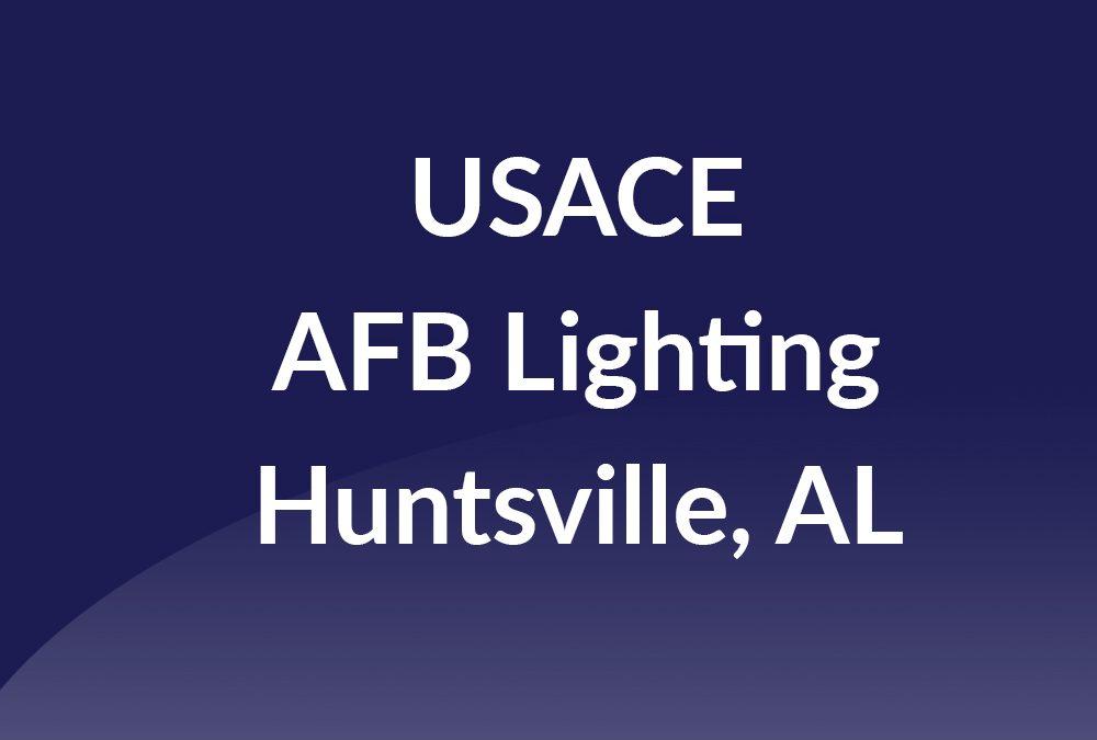 Andrews AFB Lighting