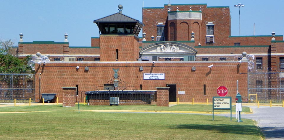 Terre Haute Federal Bureau of Prisons Inspection