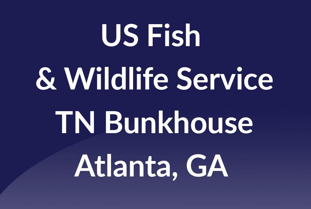 FWS, Design-Build TN Bunkhouse
