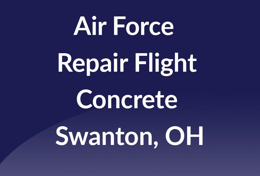 Swanton Concrete Repair