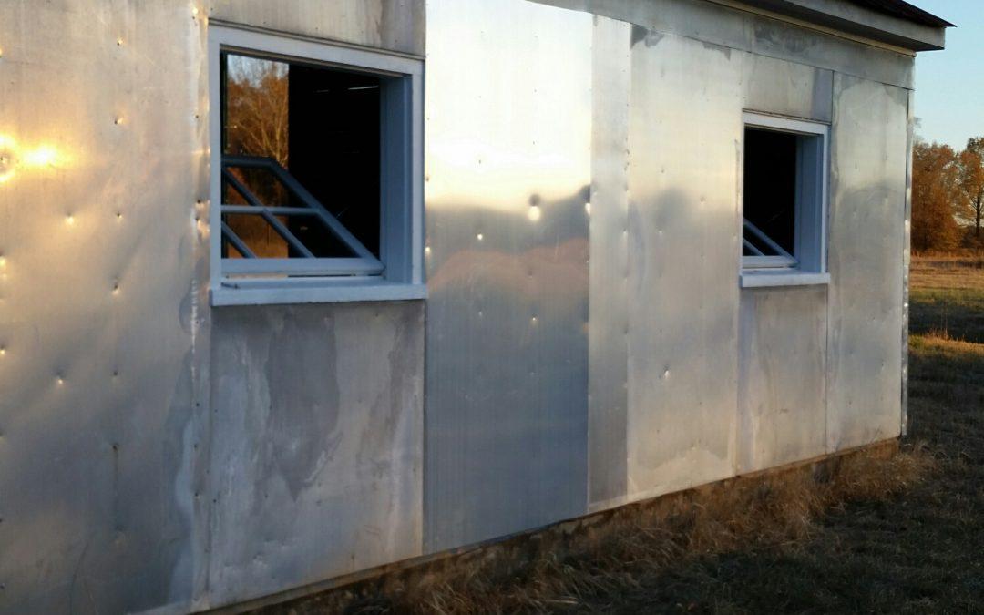 White River Wildlife Refuge Barn Rehab