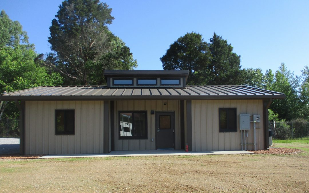Tennessee Wildlife Refuge Bunkhouse