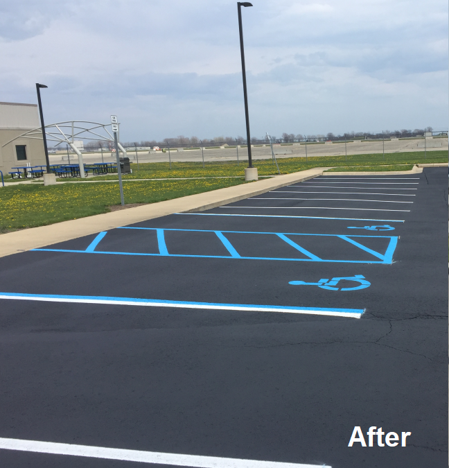 Customs and Border Protection Asphalt Replace and Repair