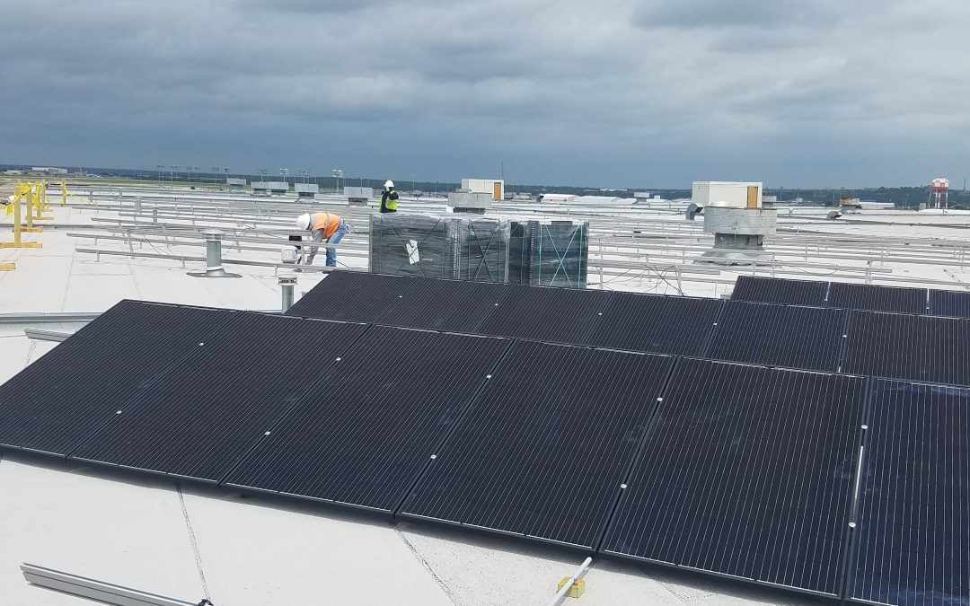 RFP Rooftop Solar Photovoltaic Hangar 1050