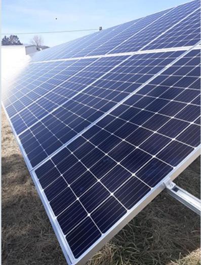 Solar Photovoltaic System for MCRC – Quantico